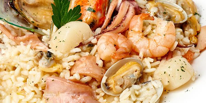 Seafood of Bella Napoli (Nanhui Lu) in Jingan, Shanghai