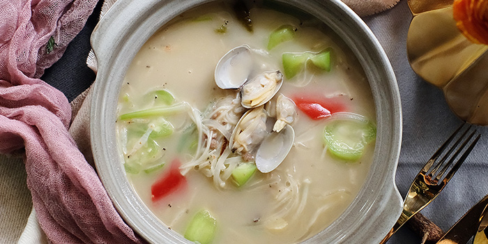Soup of Oriental House (Jing