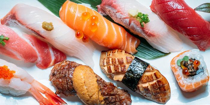 Sushi of Shinpaku located in Huangpu, Shanghai