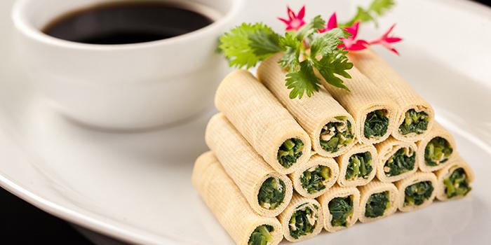 Vegetable of Xindalu-China Kitchen in The Bund, Shanghai