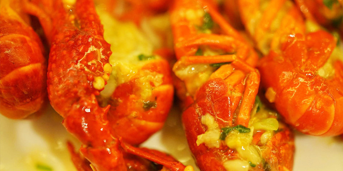 Lobster of Café Swiss (Swissotel Grand Shanghai) located in Jing