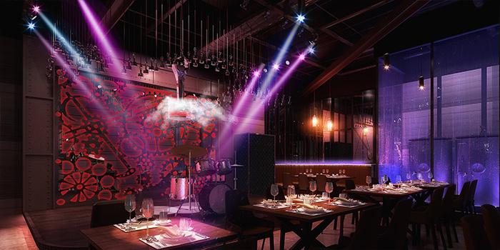 Indoor of 1886 Restaurant & Bar (The Bund NO.13) located in Huangpu, Shanghai