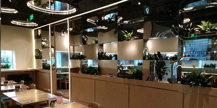 Indoor of Element Fresh (Metro City) located in Xuhui, Shanghai