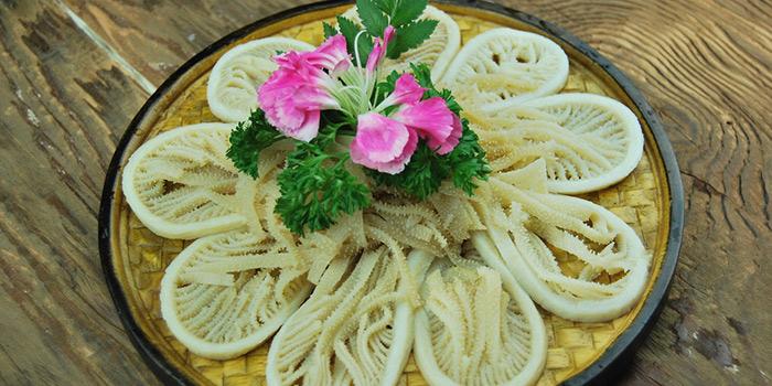 Food of Vegetable of Meat of Food of Yasmine's Hotpot (Xiangyang Lu) located in Xuhui, Shanghai