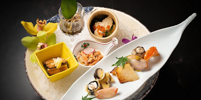 Appetizer of Tsuru (Shangri-La Jing