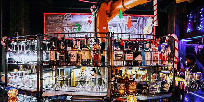 Bar of 1886 Restaurant & Bar (Xintiandi)located in Huangpu, Shanghai