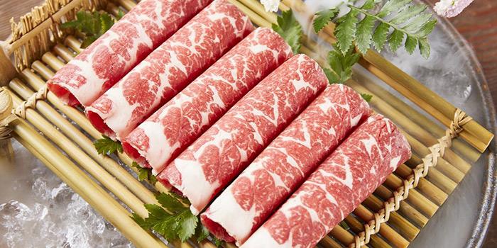 Beef of Yasmine's Hotpot (Biyun Lu) located in Pudong, Shanghai