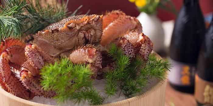 Crab of Shinpaku located in Huangpu, Shanghai