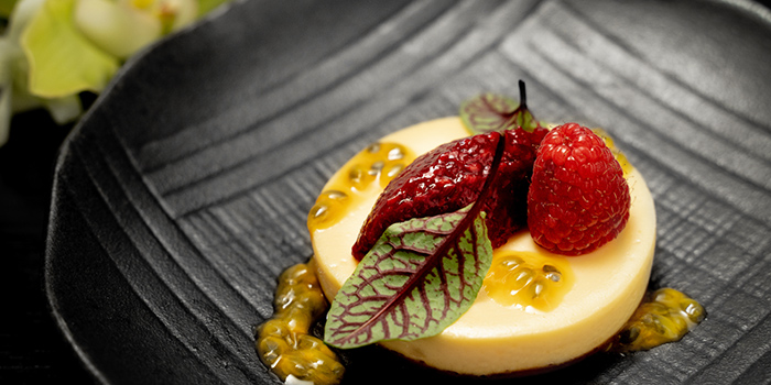 Dessert of Tsuru (Shangri-La Jing