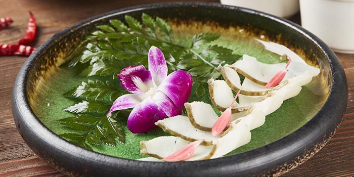 Fish of Yasmine's Hotpot (Biyun Lu) located in Pudong, Shanghai