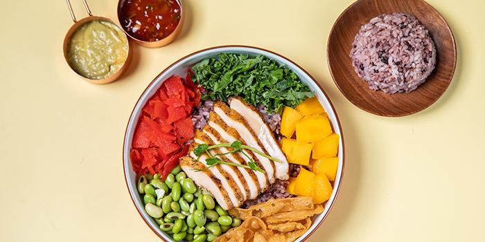 Food Bowl of NOKNOK located in Pudong, Shanghai