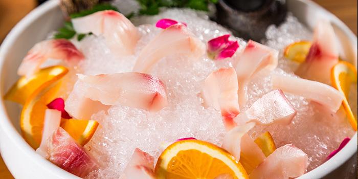 Fish of Yasmine's Hotpot (Xiangyang Lu) located in Xuhui, Shanghai