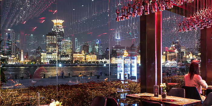 Outdoor of 1886 Restaurant & Bar (Lujiazui) located in Pudong, Shangha