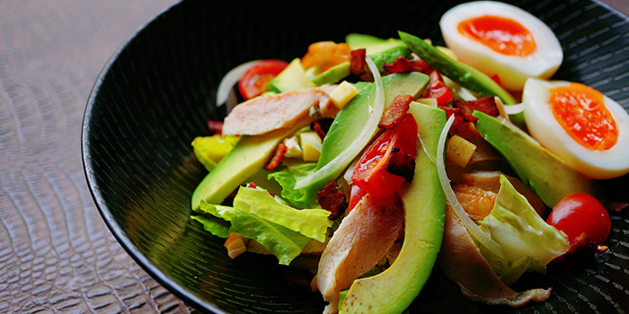 Salad of Light & Salt Daily in Jing
