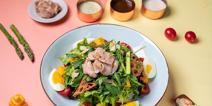 Salad of NOKNOK located in Pudong, Shanghai