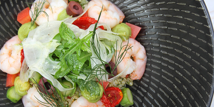 Salad of of Calypso located near Jing