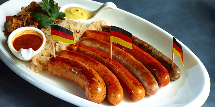Sausage of 1886 Restaurant & Bar (Lujiazui) located in Pudong, Shangha