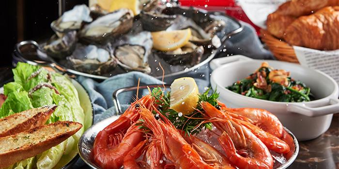 Shrimp of 1886 Restaurant & Bar (Shiliupu Marina) located in Huangpu, Shanghai, China