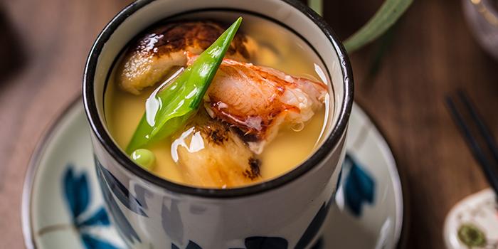 Soup of Shinpaku located in Huangpu, Shanghai