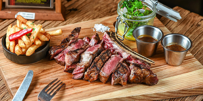 Yasmine's Steakhouse & Butcher (Biyun Lu)