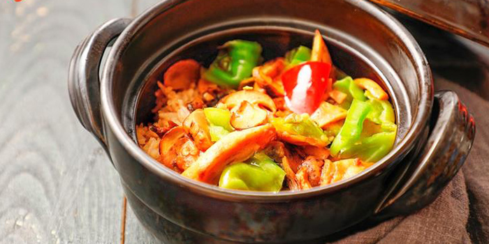 Braised Rice of Shang Yue located in Xuhui, Shanghai