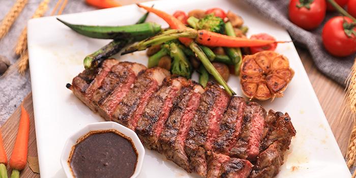 Beef of ROKA located in Minhang, Shanghai