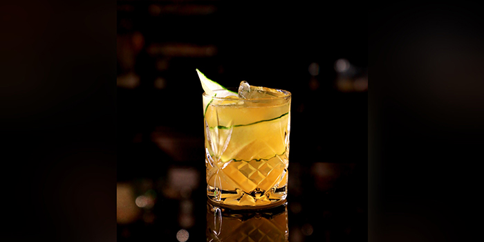 Drink of Mi Teppanyaki and Sushi Lounge (Four Seasons Hotel Pudong, Shanghai) located in Pudong, Shanghai