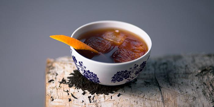 Dessert of Interior of PU BEN By Jereme Leung located in Huangpu, Shanghai