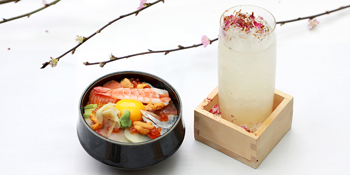 Food of Mi Teppanyaki and Sushi Lounge (Four Seasons Hotel Pudong, Shanghai) located in Pudong, Shanghai