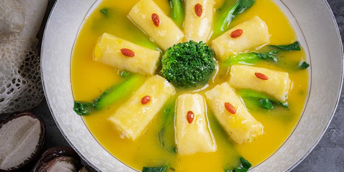 Food of Shang Yue located in Xuhui, Shanghai