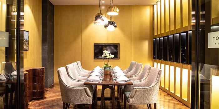 Indoor of Savor All Day Dining Restaurant (Pullman Hotel Shanghai South) located in Xujiahui, Shanghai
