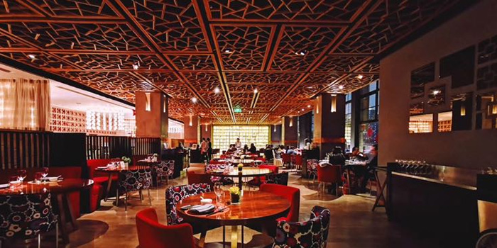Indoor of Interior of PU BEN By Jereme Leung located in Huangpu, Shanghai