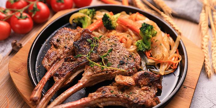 Lamb Chop of ROKA located in Minhang, Shanghai