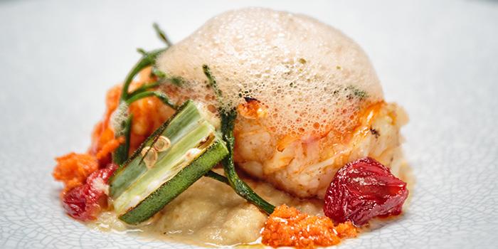 Lobster of seul & SEUL located on Shimen Yi Lu, Jing