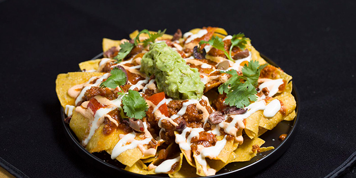 Nacho of  Fat Cow (Lujiazui) located in Pudong, Shanghai