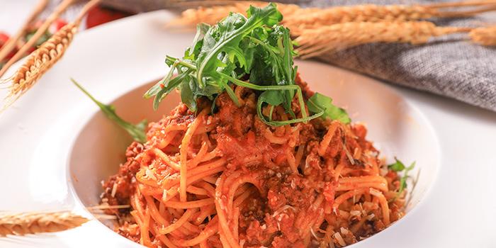Pasta of ROKA located in Minhang, Shanghai