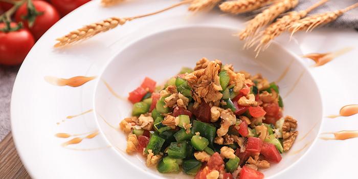 Salad of ROKA located in Minhang, Shanghai