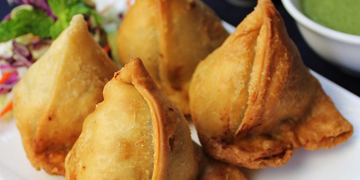 Samosa of Kebabs On The Grille (Thumb Plaza) located Pudong, Shanghai
