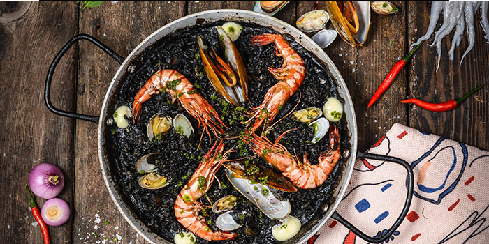 Seafood of Brownstone Tapas & Bar (96 Plaza) located in Pudong, Shanghai
