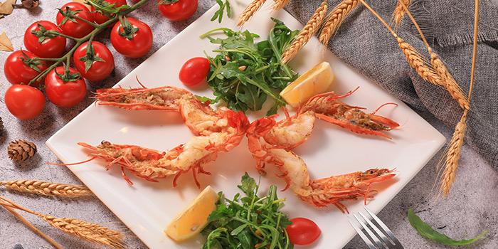 Shrimp of ROKA located in Minhang, Shanghai