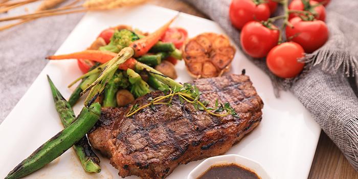 Steak of ROKA located in Minhang, Shanghai
