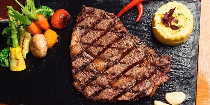 Steak of Home Field located in Minhang, Shanghai