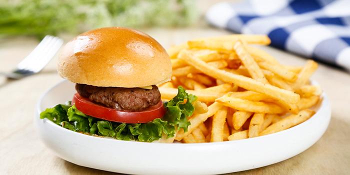Burger of  Al