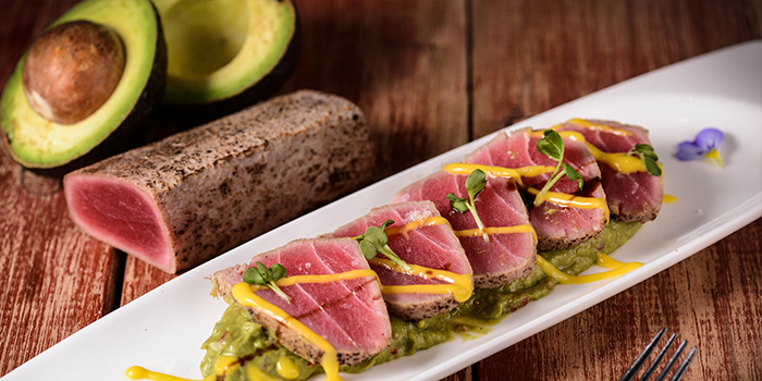 Tuna of Brownstone Tapas & Bar (96 Plaza) located in Pudong, Shanghai