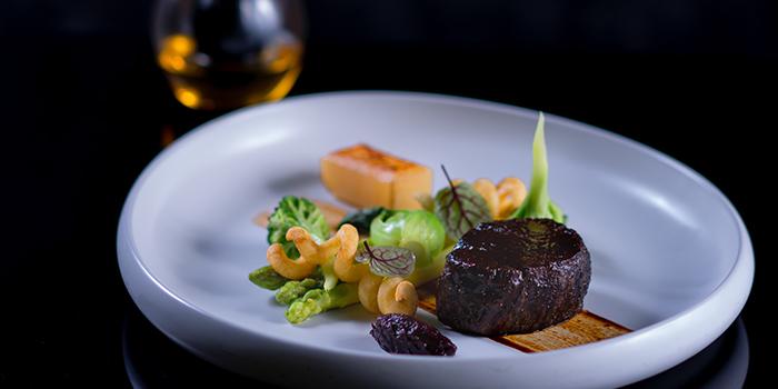 Beef Tenderloin from Albero Spanish Restaurant in Grand Kempinski Hotel Shanghai, Pudong, Shanghai