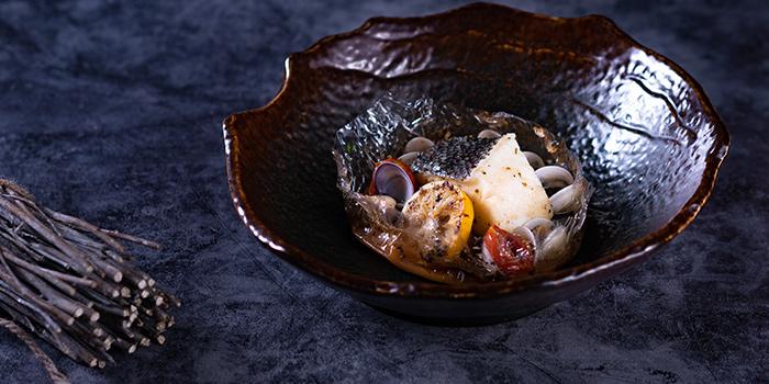 Codfish from Acqua in Grand Kempinski Hotel Shanghai, Pudong, Shanghai