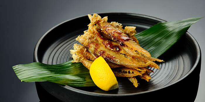 Grilled Fish from Suntime Century Chinese Restaurant in Grand Kempinski Hotel Shanghai, Pudong, Shanghai