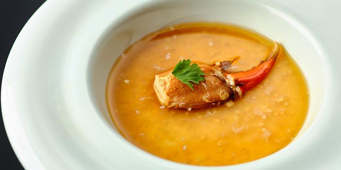 Lobster Steamed Egg from Suntime Century Chinese Restaurant in Grand Kempinski Hotel Shanghai, Pudong, Shanghai