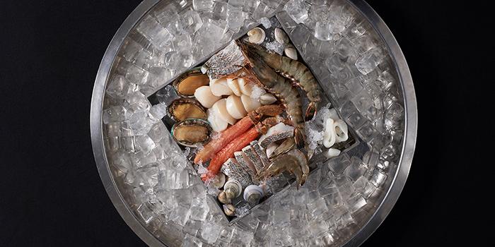 Seafood Bowl of Hu Hu Tang located in Changning, Shanghai