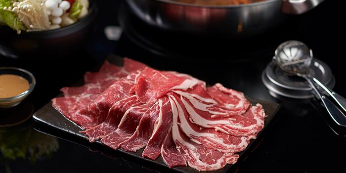 Beef of Hu Hu Tang located in Changning, Shanghai